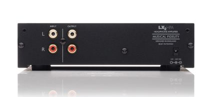 Musical Fidelity LX2-HPA REAR