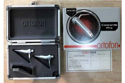 ortofon Concorde Twin Pro