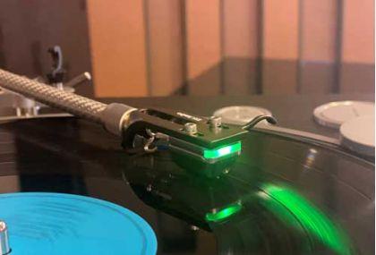 DS AUDIO DS-E1 試聴