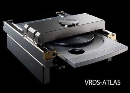 ESOTERIC K-01XD VRDS-ATLAS搭載