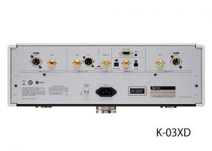 ESOTERIC K-03XD REAR