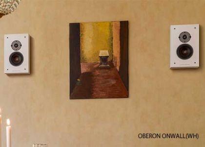 DALI OBERON/ONWALL(WH)