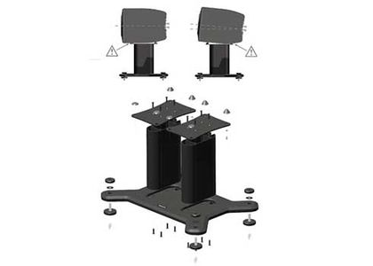 MONITOR AUDIO PL CENTRE STAND II