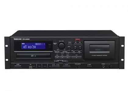 TASCAM-CD-A580