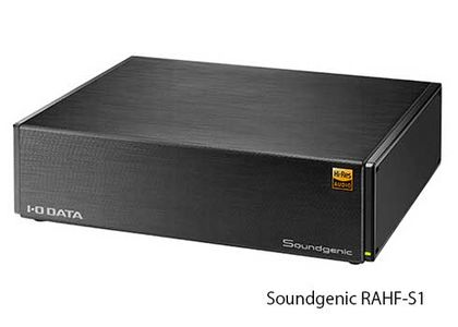 IO DATA Soundgenic RAHF-S1