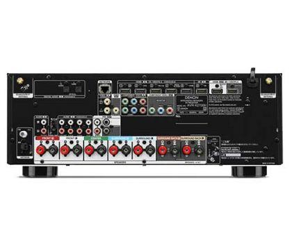 DENON AVR-X2600H背面