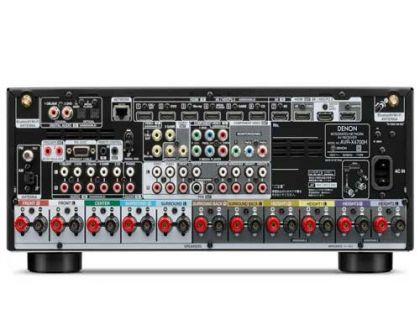 DENON AVR-X4700H 背面