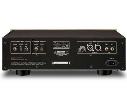 Accuphase DP-450背面