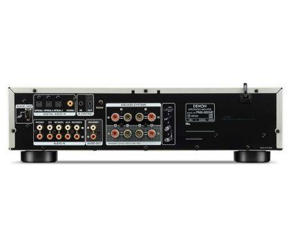 DENON PMA-800NE rear