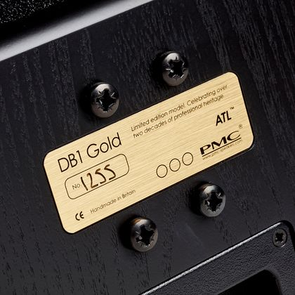 PMC DB1 Gold rear